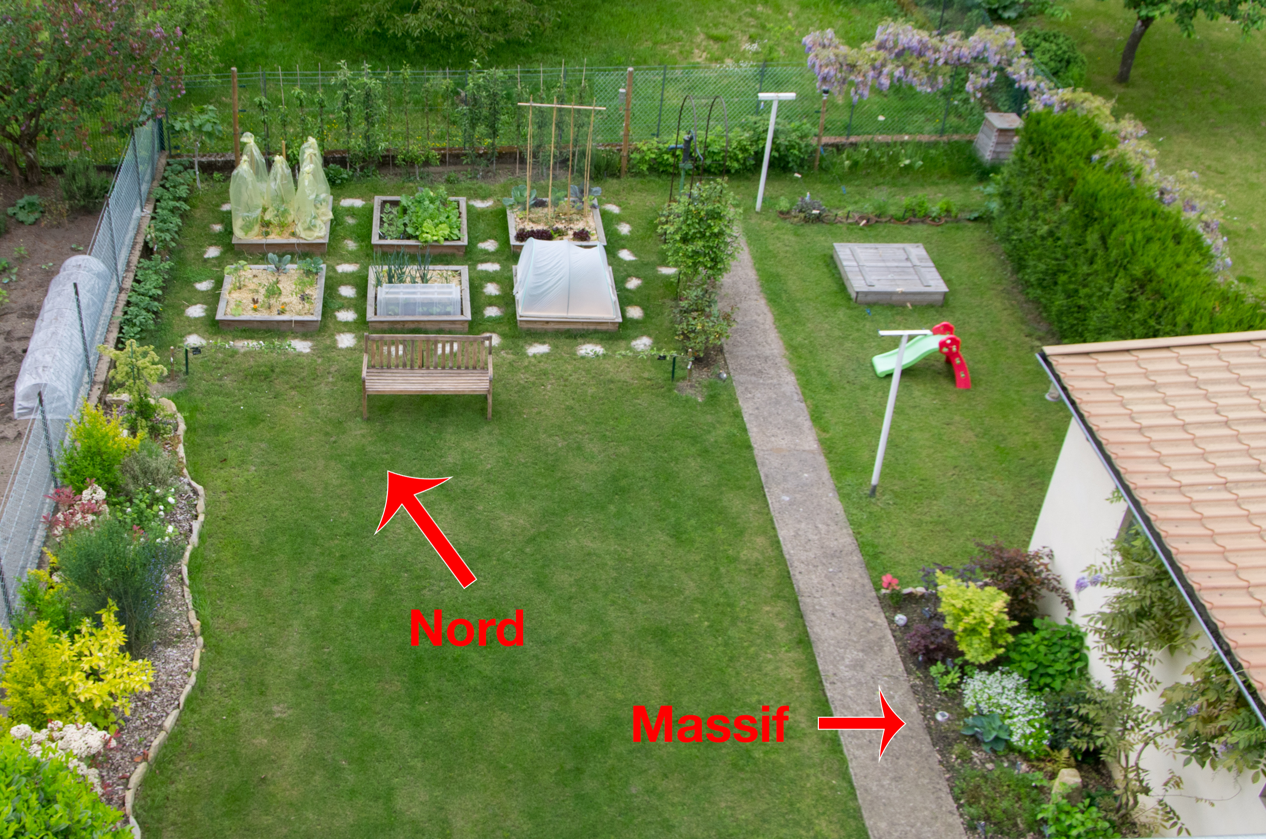 Plante Jardin Ombre - Idees Conception Jardin | Idees ...