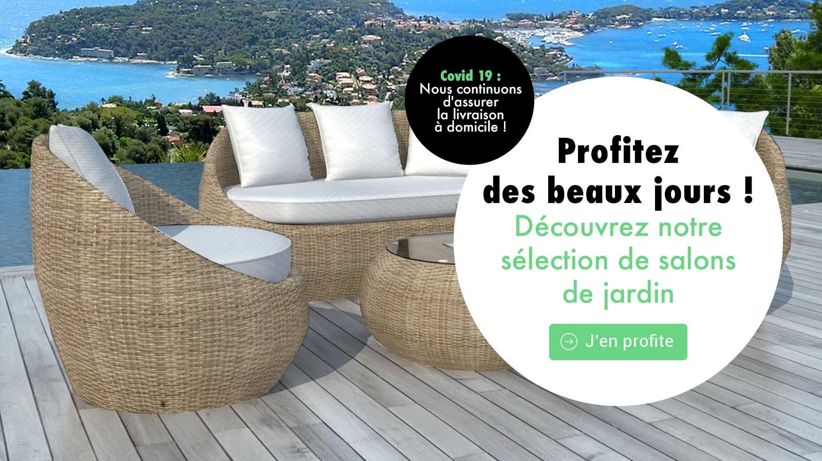 Delorm Design - Mobilier D'extérieur & Meuble Design. Vu Sur ... à Mobilier De Jardin Destockage