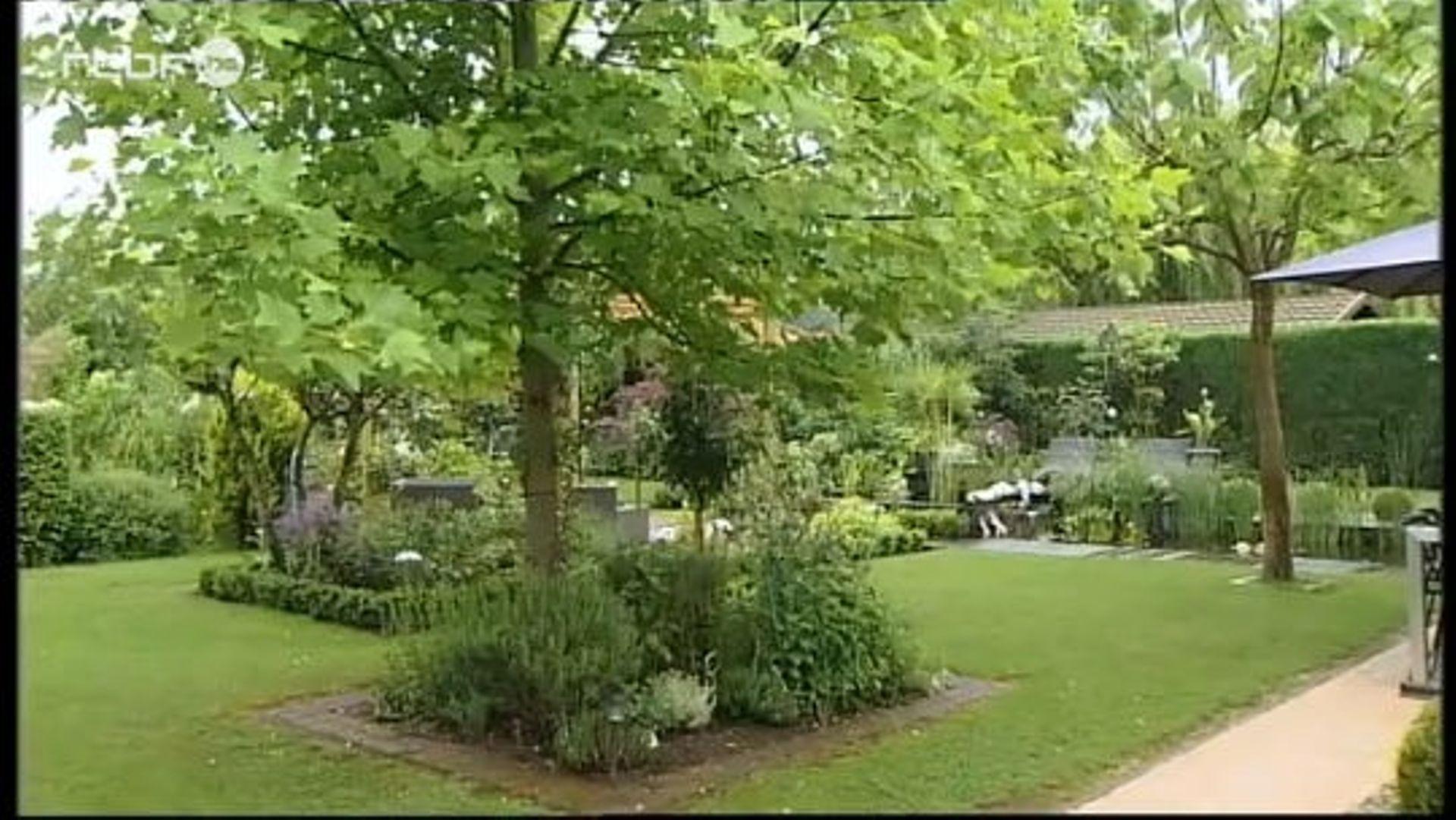 En Hainaut, Le Jardin De Louis-Marie : Sculpture Et Aromatiques - Extrait  De L'émission Jardins Et... serapportantà Aménagement Jardin Hainaut