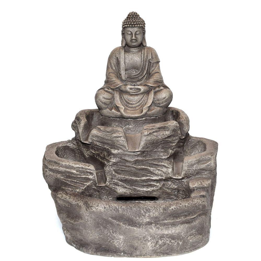Fontaine Bouddha Led tout Fontaine De Jardin Bouddha