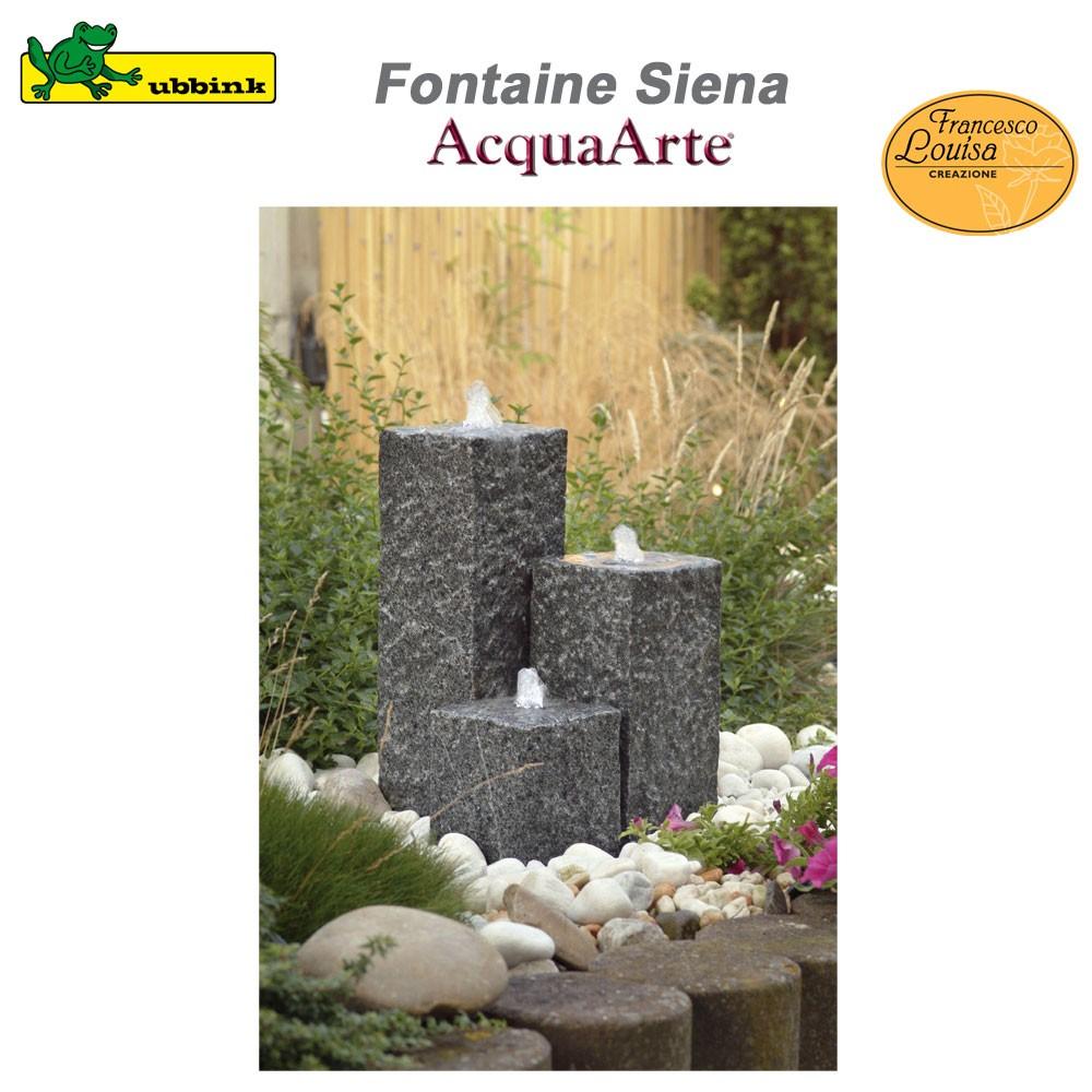 Fontaine De Jardin Extérieur Siena Granit tout Fontaine Exterieure De Jardin