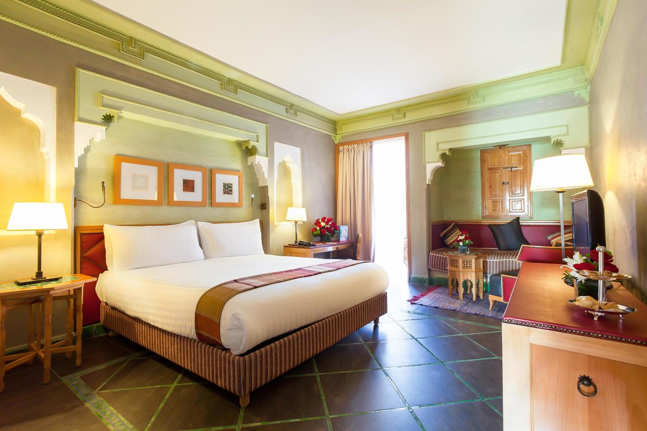 Hotel Les Jardins De L'agdal All Inclusive (Marokko ... concernant Les Jardins De L Agdal Hotel & Spa