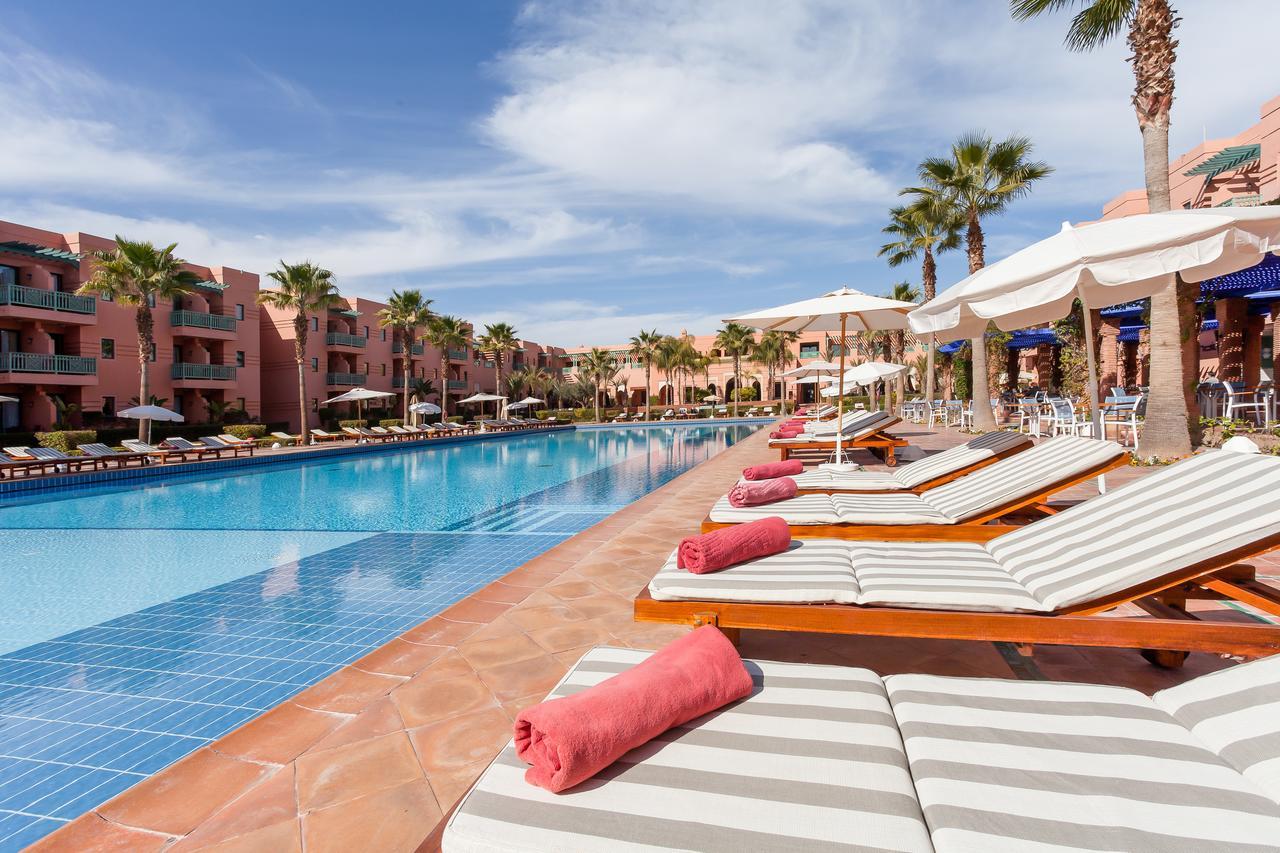Hotel Les Jardins De L'agdal All Inclusive (Marokko ... pour Les Jardins De L Agdal Hotel & Spa