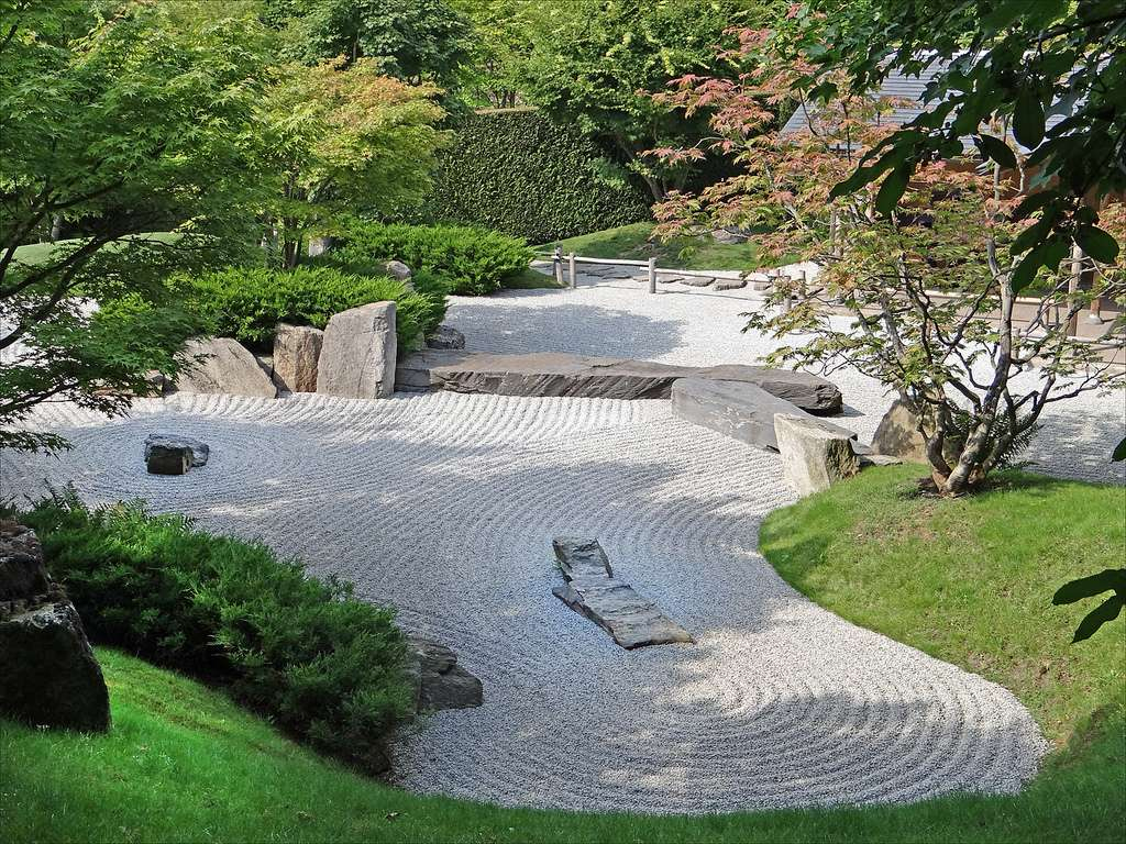 Jardin Zen : Conseils Déco, Astuces, Idées Pratiques - Super ... serapportantà Comment Réaliser Un Jardin Zen