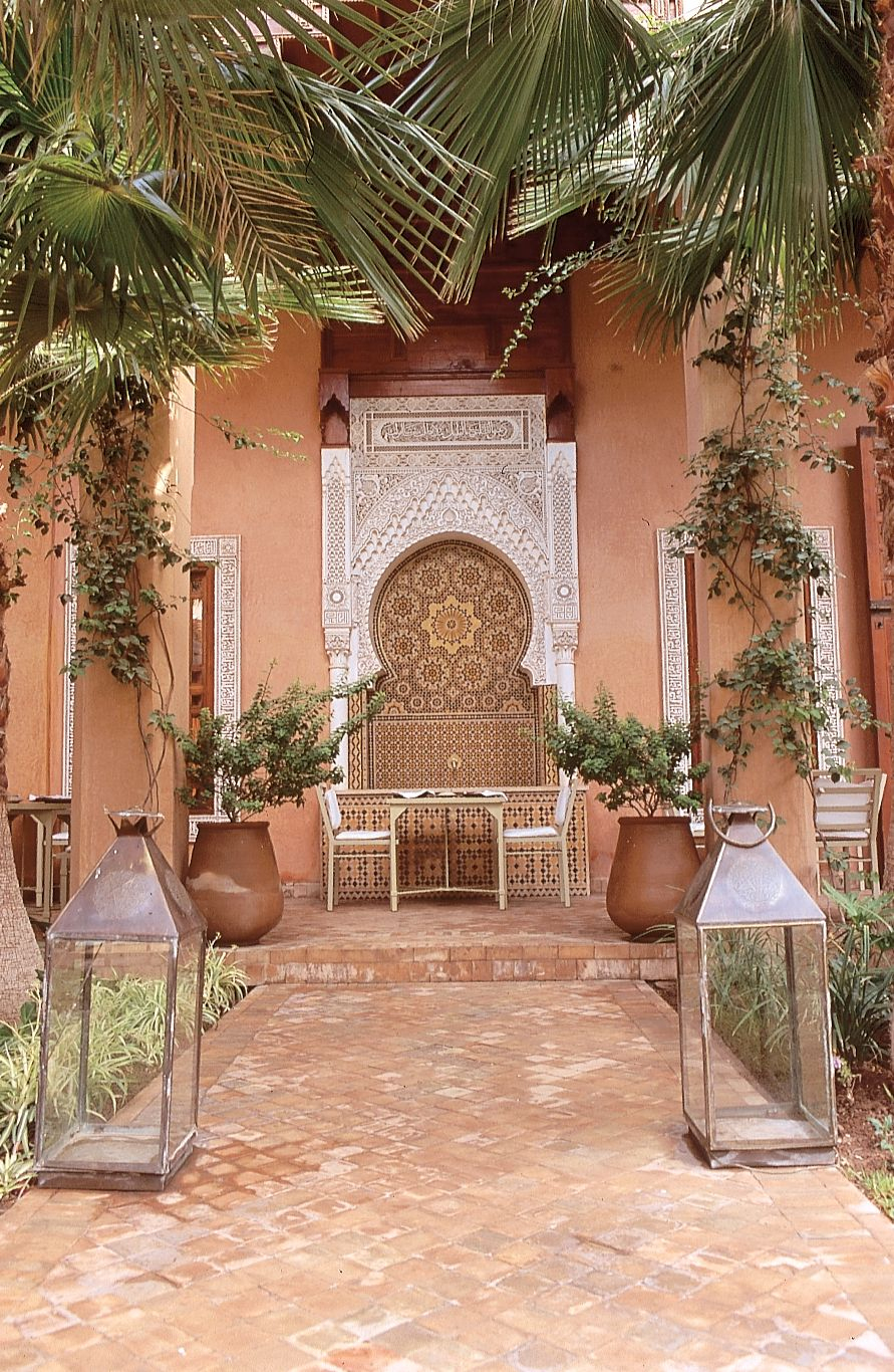 Jardins De La Koutoubia, Marrakech | Tui dedans Jardin De La Koutoubia