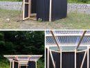 Je Construis Mon Abri ... - Constructifs intérieur Couverture Abris De Jardin