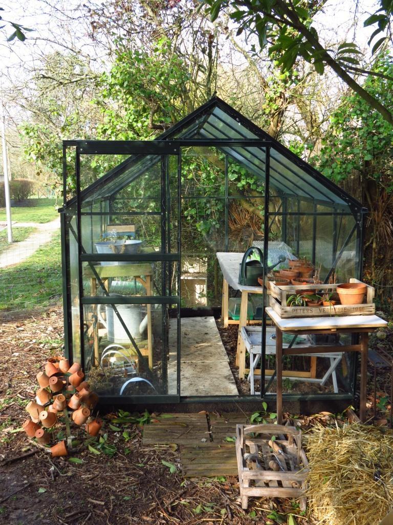 La Reprise - Un Nouveau Jardin intérieur Le Bon Coin Serre De Jardin
