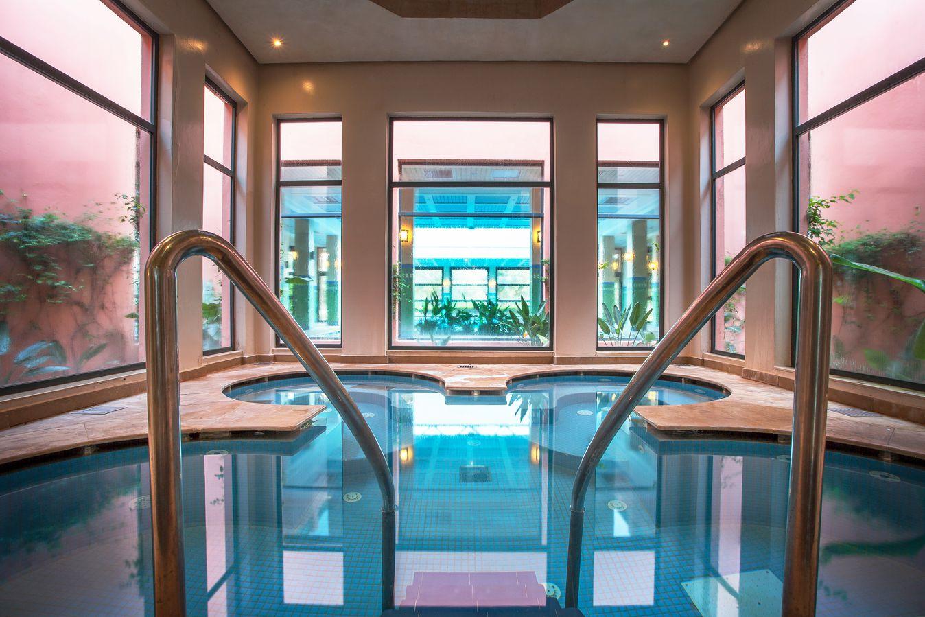 Les Jardins De L'agdal Hotel & Spa - 5* dedans Les Jardins De L Agdal Hotel & Spa