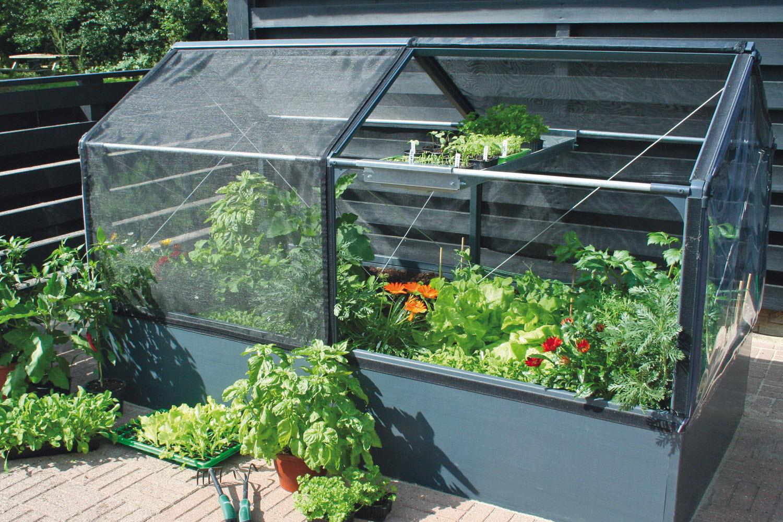 Magazine Lifestyle | Jardiner En Confinement : Un Potager ... intérieur Jardin Potager De Balcon