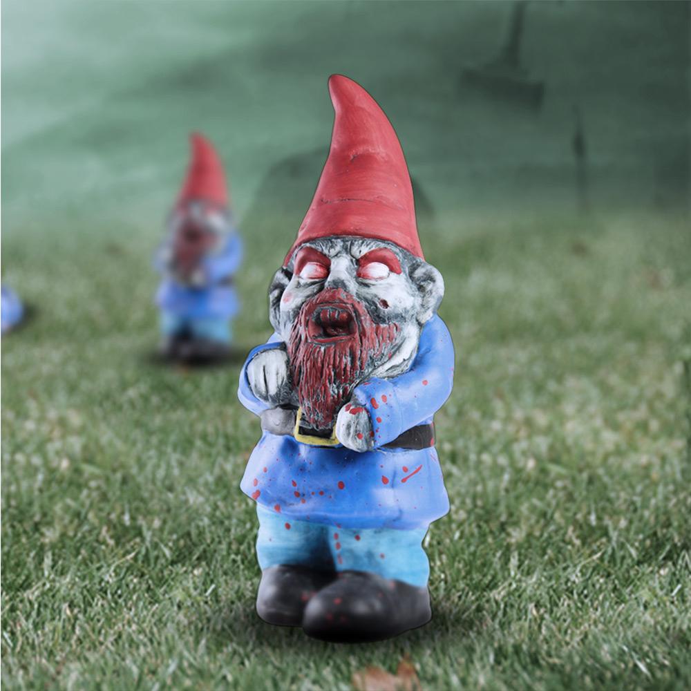 Nain De Jardin Zombie à Nain De Jardin Zombie