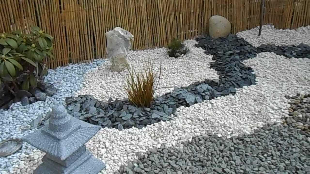 Petit Jardin Japonais - pour Comment Réaliser Un Jardin Zen
