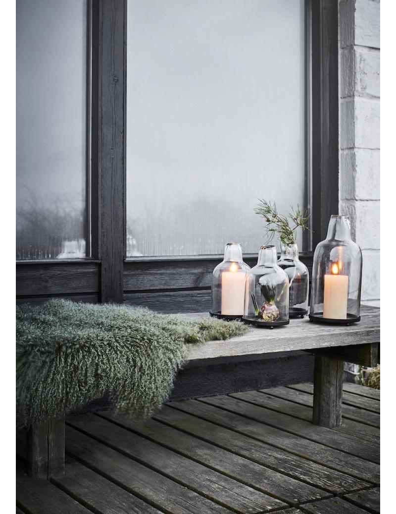 Photophore Pour Décoration Extérieure Ou Intérieure   Table ... dedans Grand Photophore Jardin