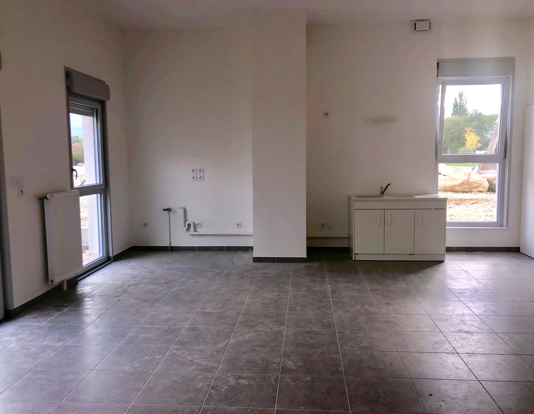 Properties - Habellis serapportantà Appartement Rez De Jardin Dijon