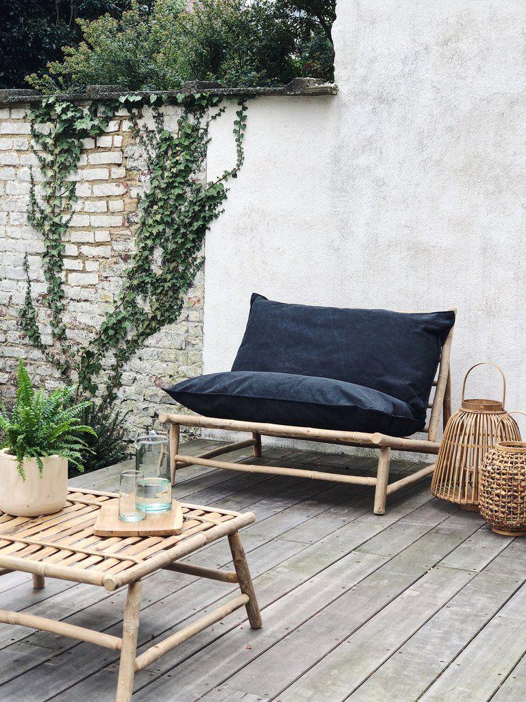 Salon De Jardin Bambou encequiconcerne Salon De Jardin En Bambou