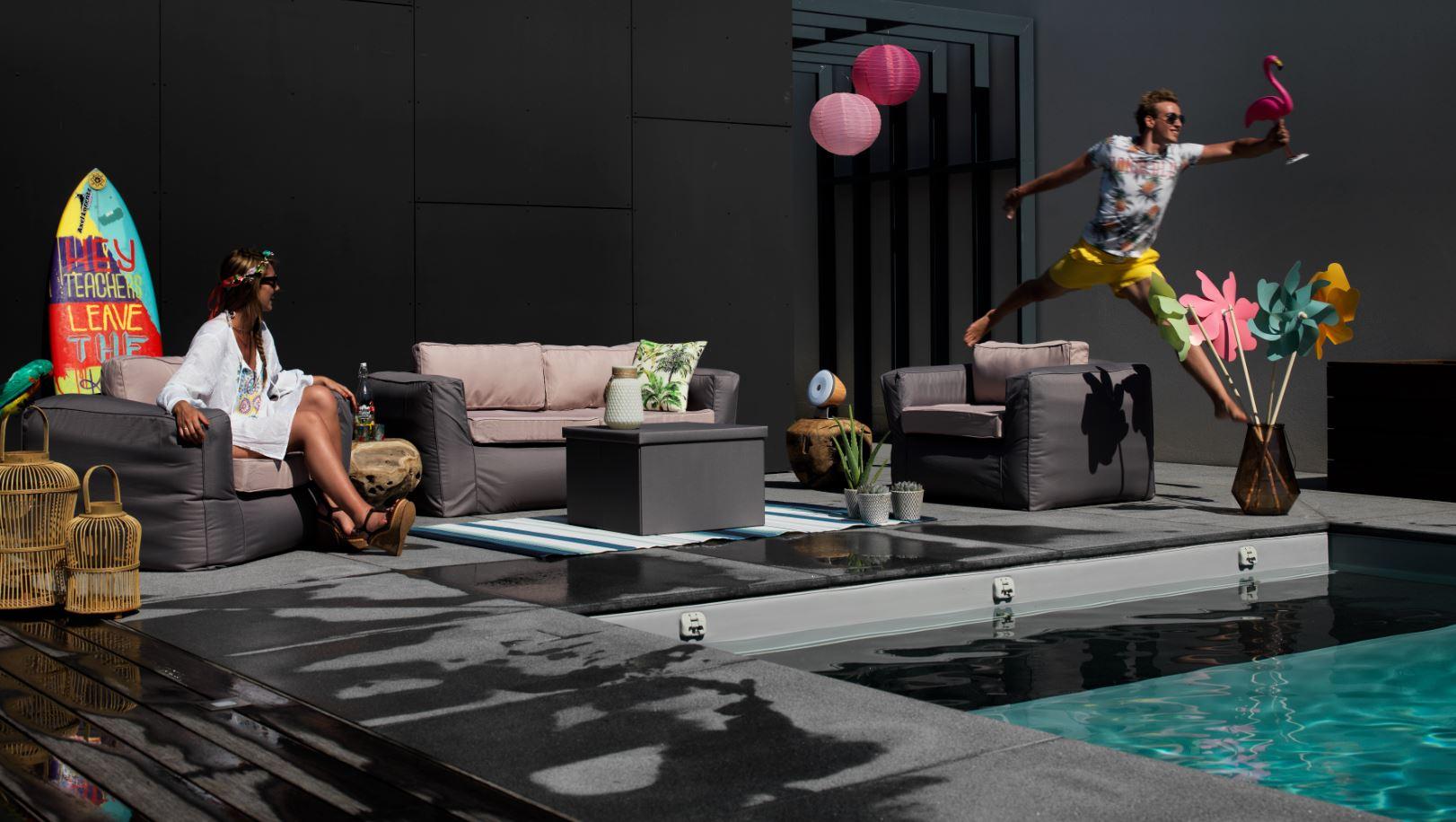Salon De Jardin Gonflable Nomad Lounge à Salon De Jardin Gonflable