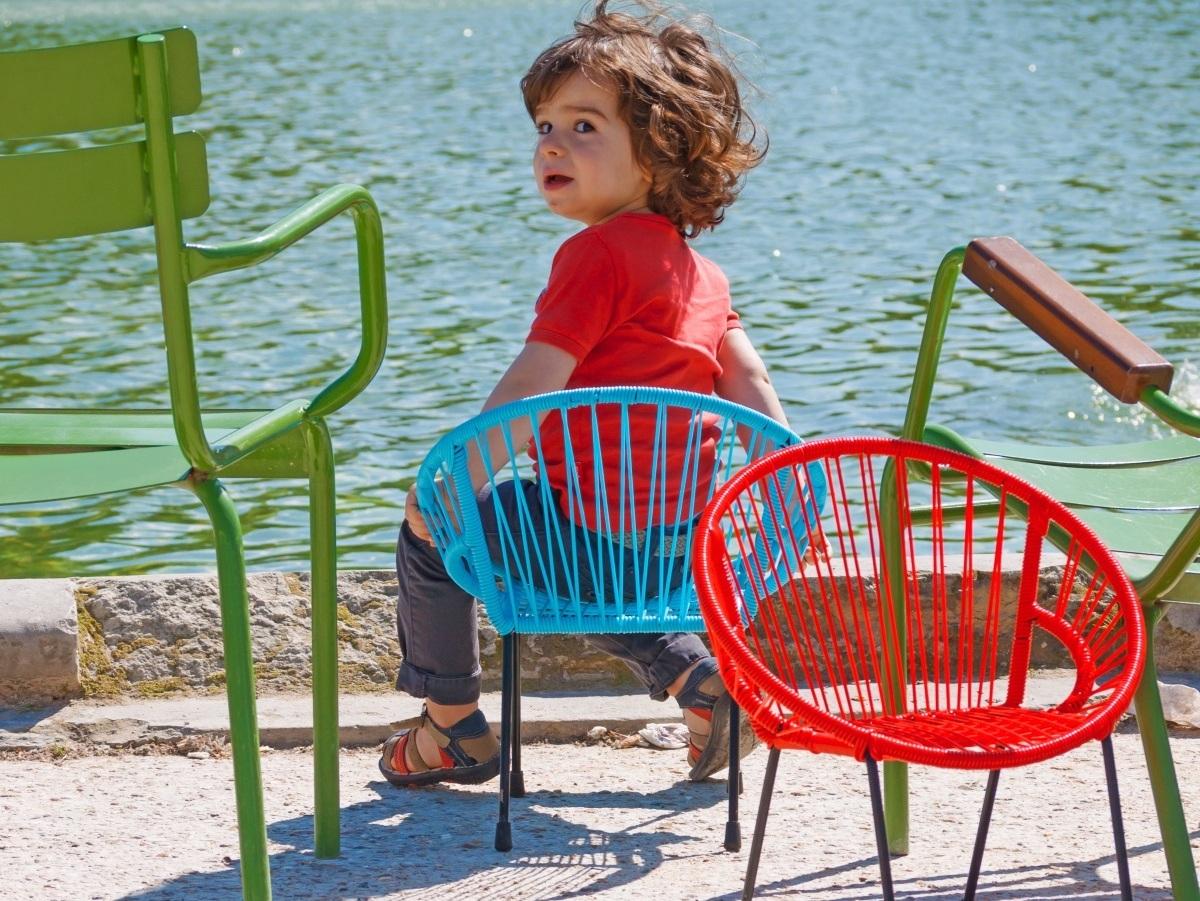 Salon De Jardin Pour Enfants : Du Mobilier Comme Les Grands ... intérieur Salon De Jardin Pour Enfants