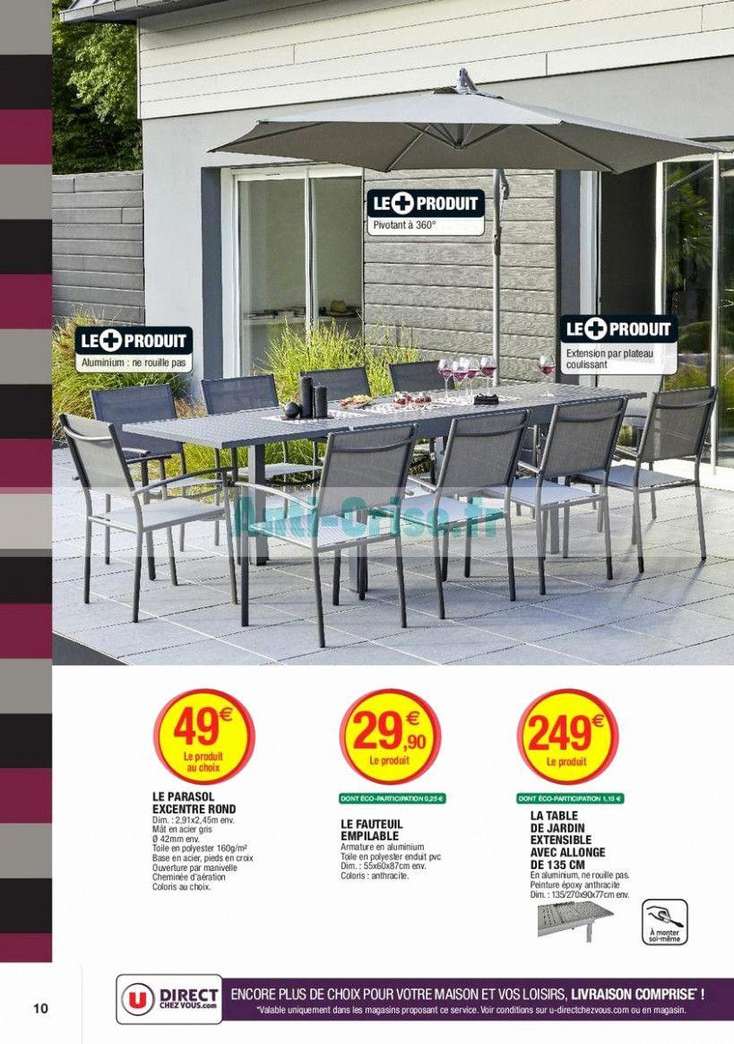 Salon De Jardin Super | Home Decor, Outdoor Decor, Outdoor tout Table De Jardin Super U