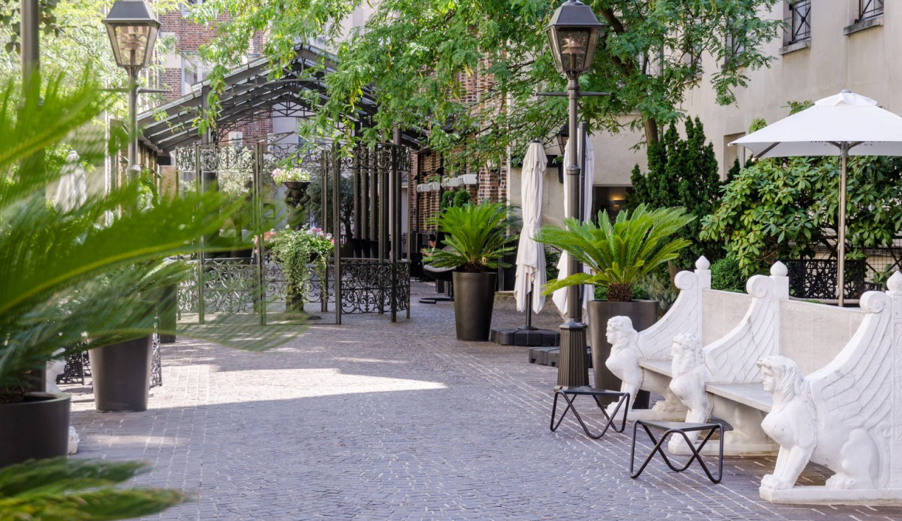 The Jardins Du Marais Paris **** Ein Gate Collection Hotel ... serapportantà Hotel Jardin Du Marais Paris
