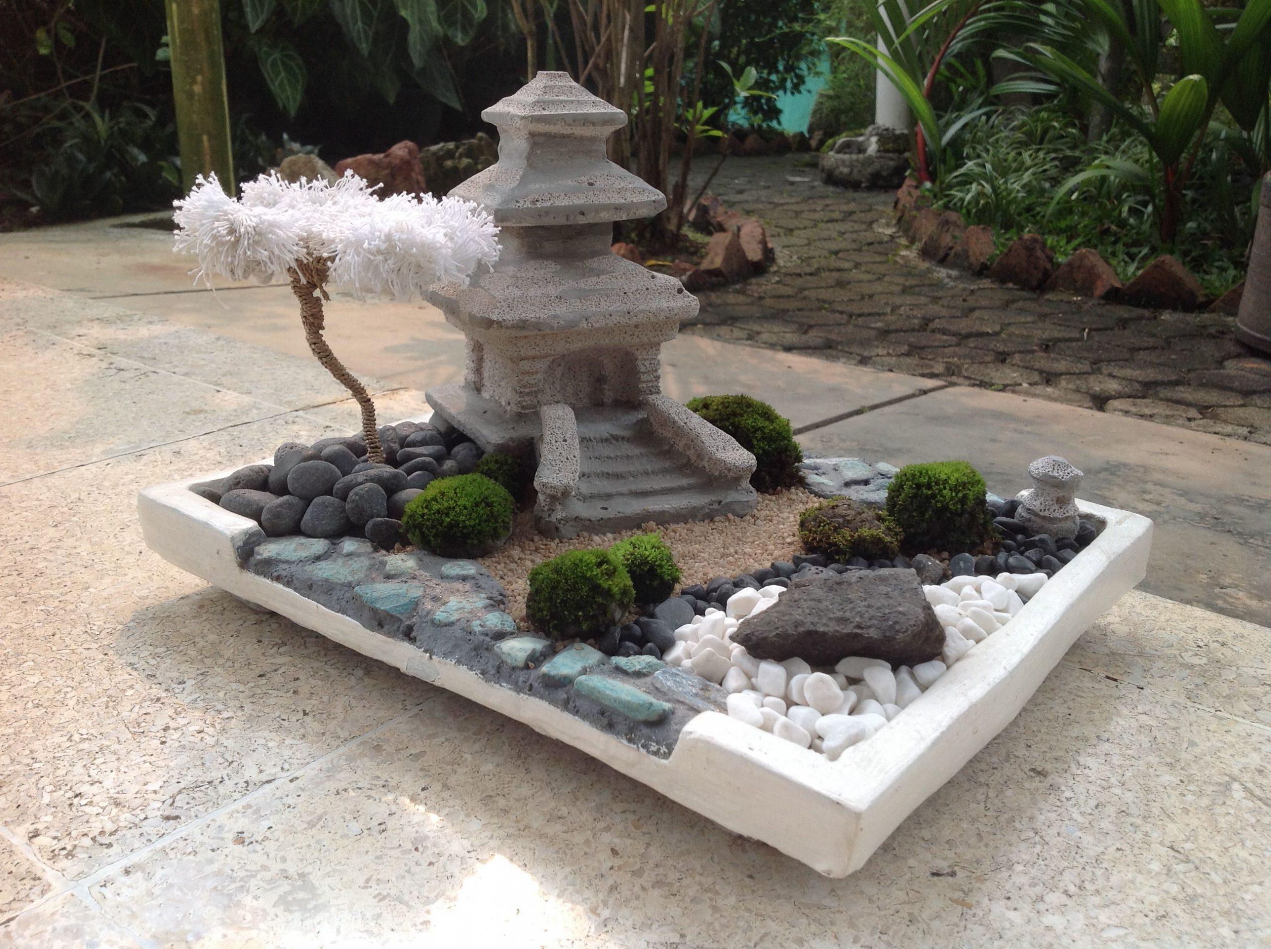The Temple, Diy | Jardin Zen, Tendances Jardin, Jardin ... pour Comment Réaliser Un Jardin Zen