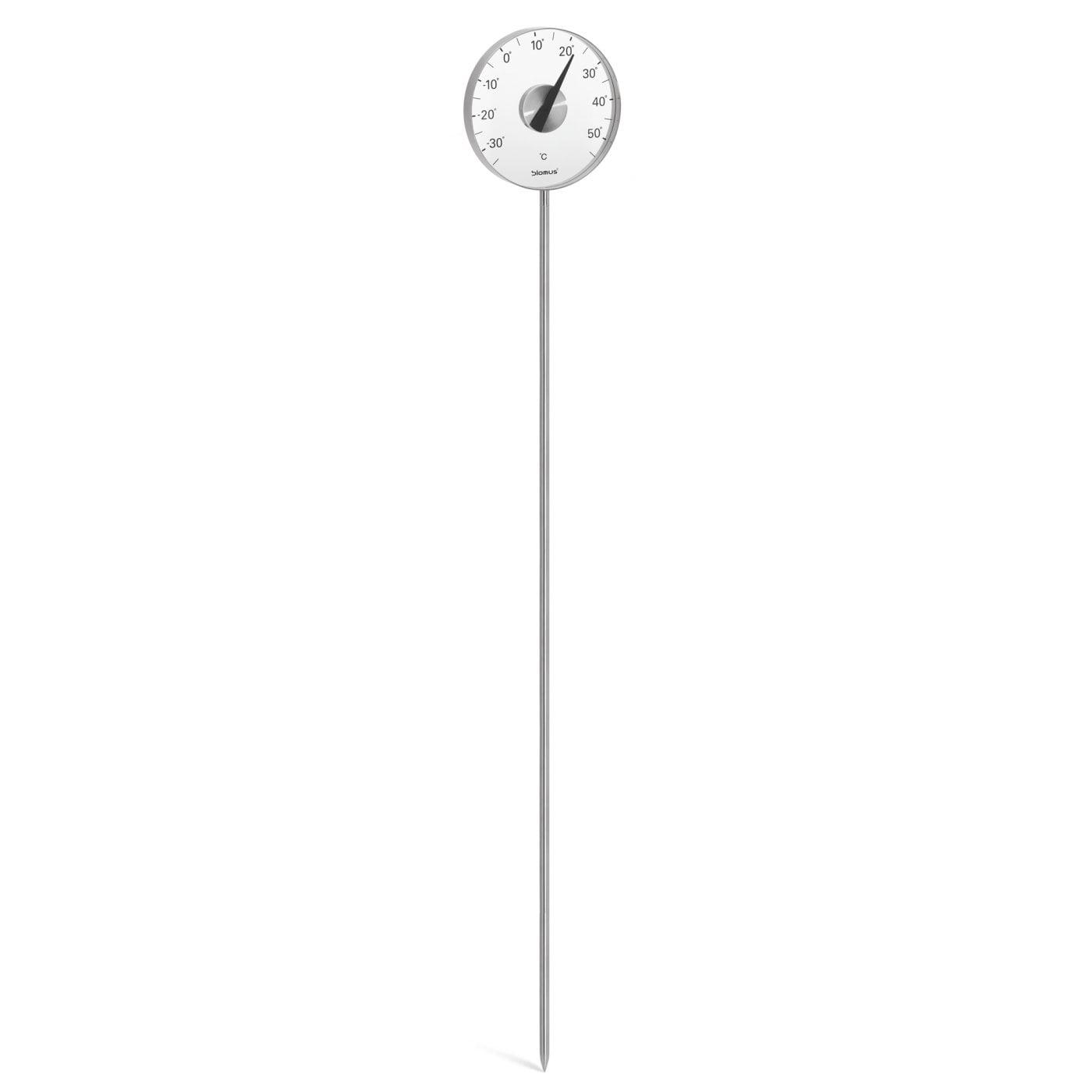 Thermomètre De Jardin Celsius intérieur Thermometre De Jardin