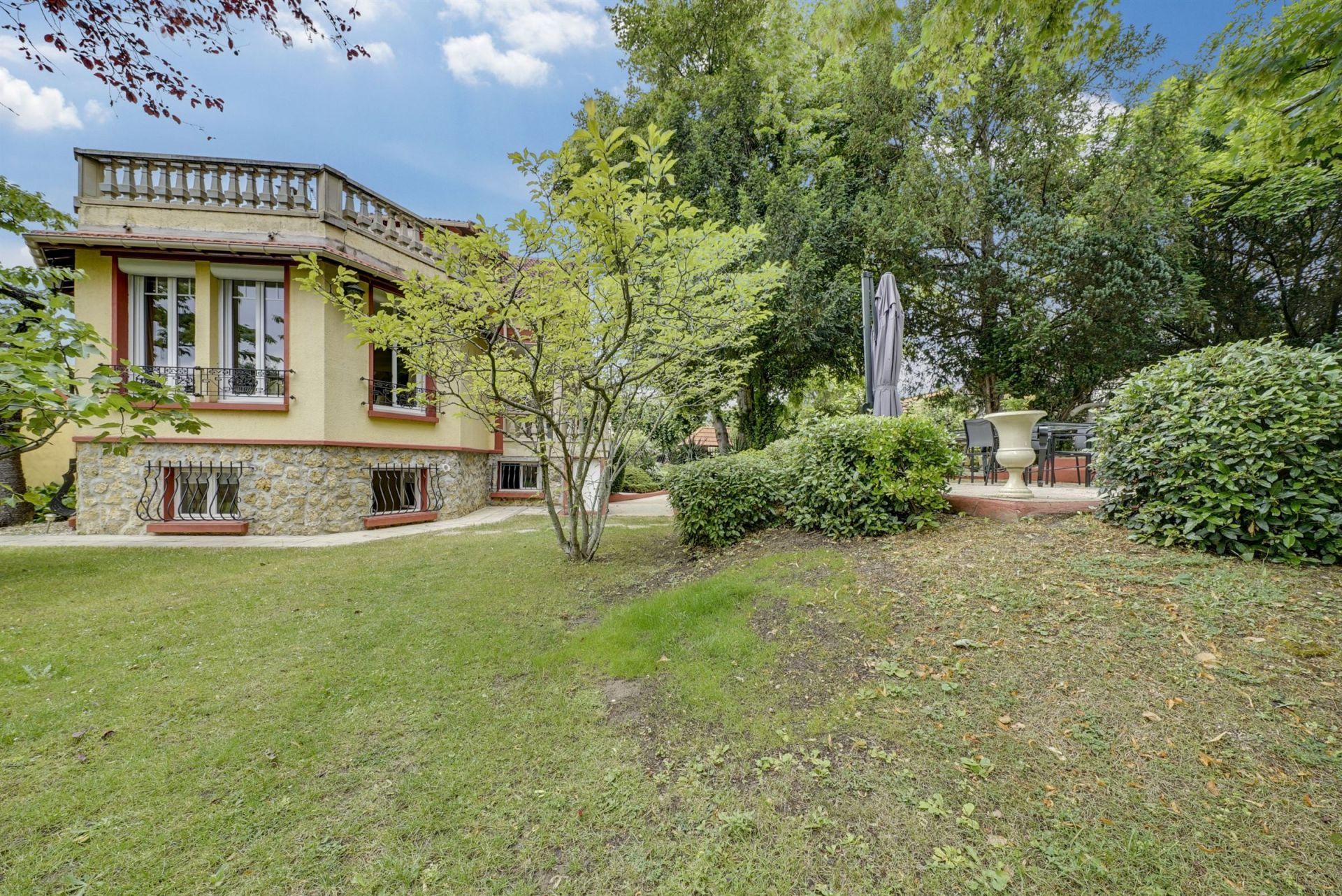 Vente Maison De Luxe Draveil (91210) 200 M² destiné Maison A Vendre Draveil Paris Jardin