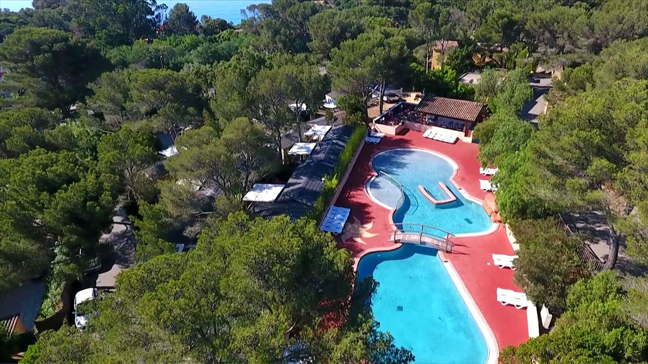 4* Campingplatz In Cavalaire Im Var Am Meer Mit Strandzugang concernant Camping Var Bord De Mer Avec Piscine