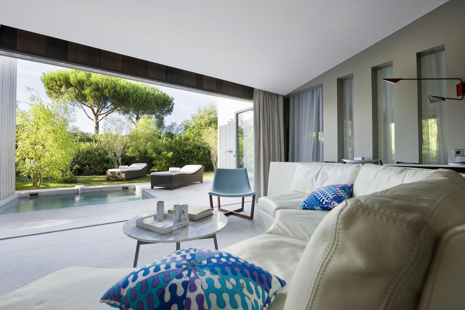 6 Superbes Hôtels Avec Piscine Privée Dans Votre Chambre En ... concernant Hotel Avec Piscine Privée France