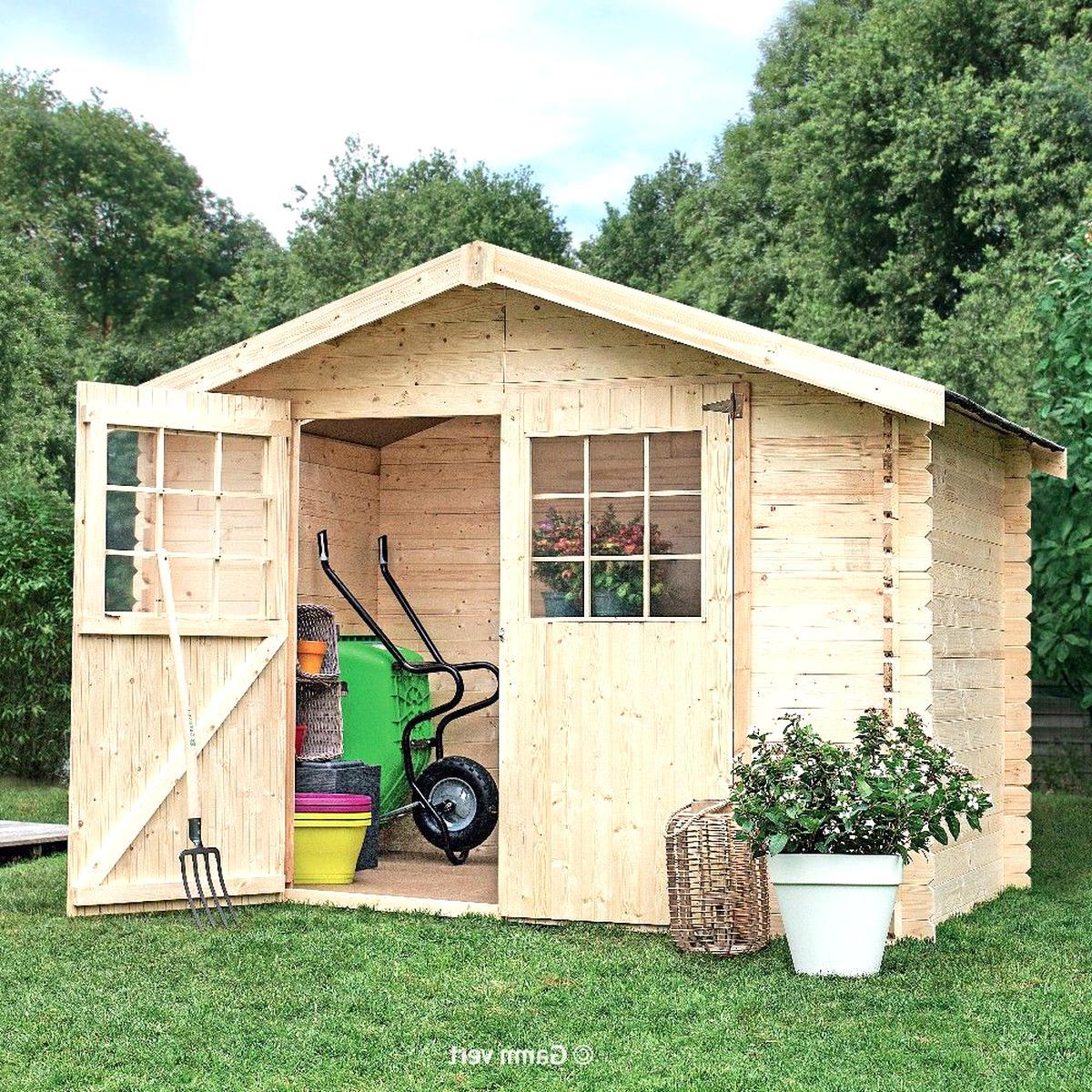 Abri Jardin Bois D'occasion | Plus Que 4 À -60% destiné Salon De Jardin D Occasion Particulier