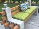 Aménagement Jardin Créatif Et Original À L'aide Des ... intérieur Fabriquer Une Banquette En Bois Exterieur