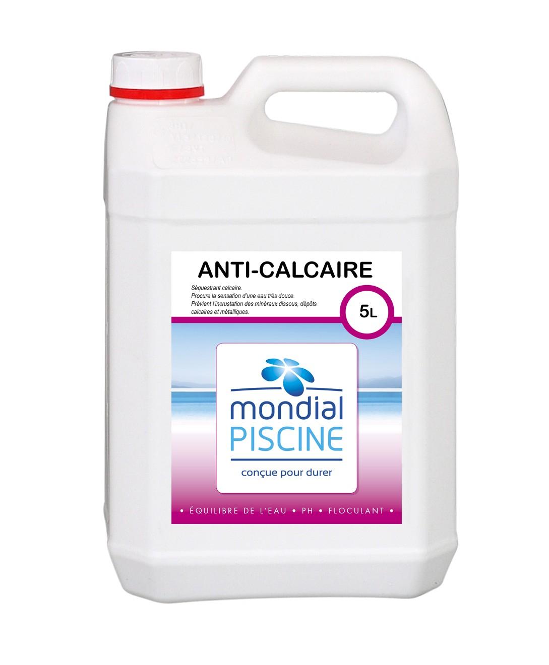 Anticalcaire tout Produit Anti Calcaire Piscine