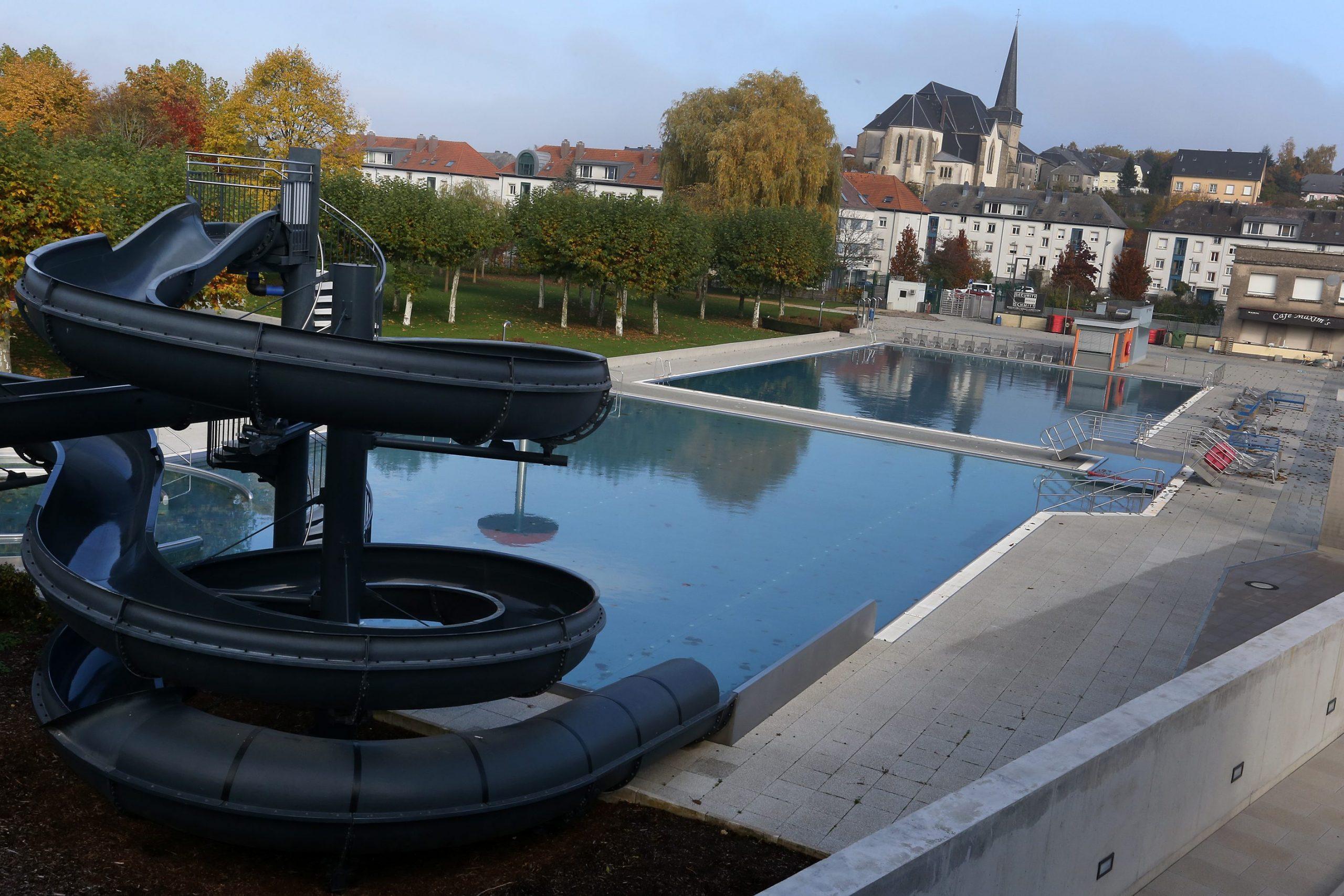 Aquasud Differdange | Le Quotidien tout Piscine Oberkorn