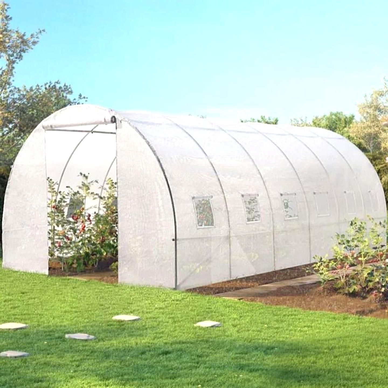 Arceaux Serre Galvanise D'occasion avec Serre De Jardin Occasion Particulier