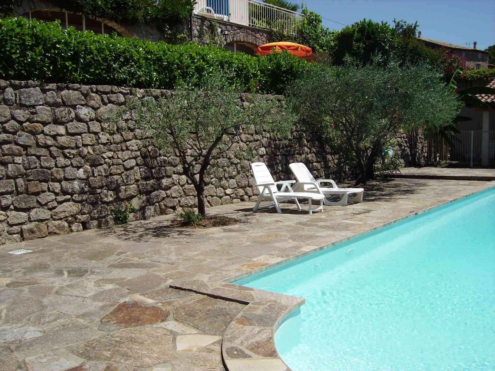 Ardèche Du Sud ; Gîte Tout Confort, Piscine... À Joyeuse avec Location Maison Avec Piscine Ardeche Particulier