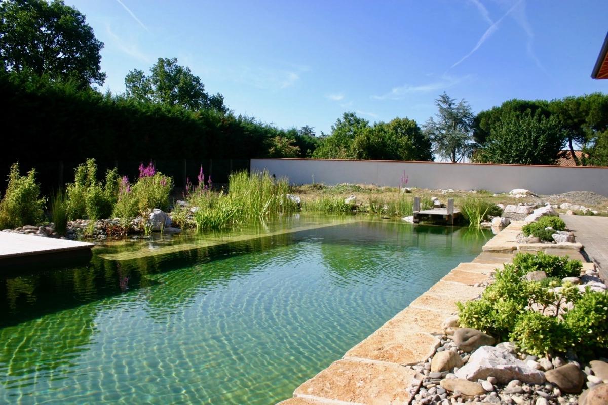 Baignade Naturelle Haute Garonne | Bionova encequiconcerne Piscine Haute Garonne