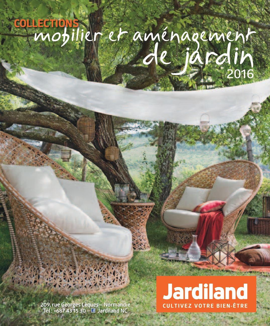 Calaméo - Catalogue Été 2016 Jardiland Nouvelle-Calédonie tout Tonnelle Alec