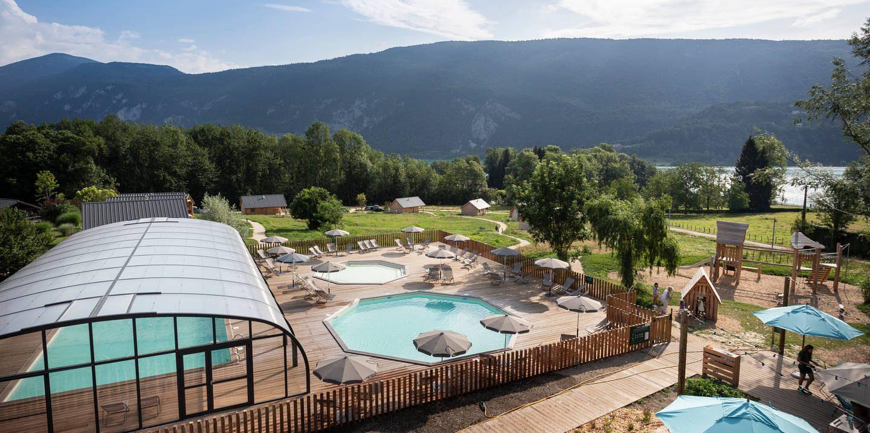 Camping Avec Piscine Dans Toute La France Et En Pleine Nature pour Camping En Alsace Avec Piscine