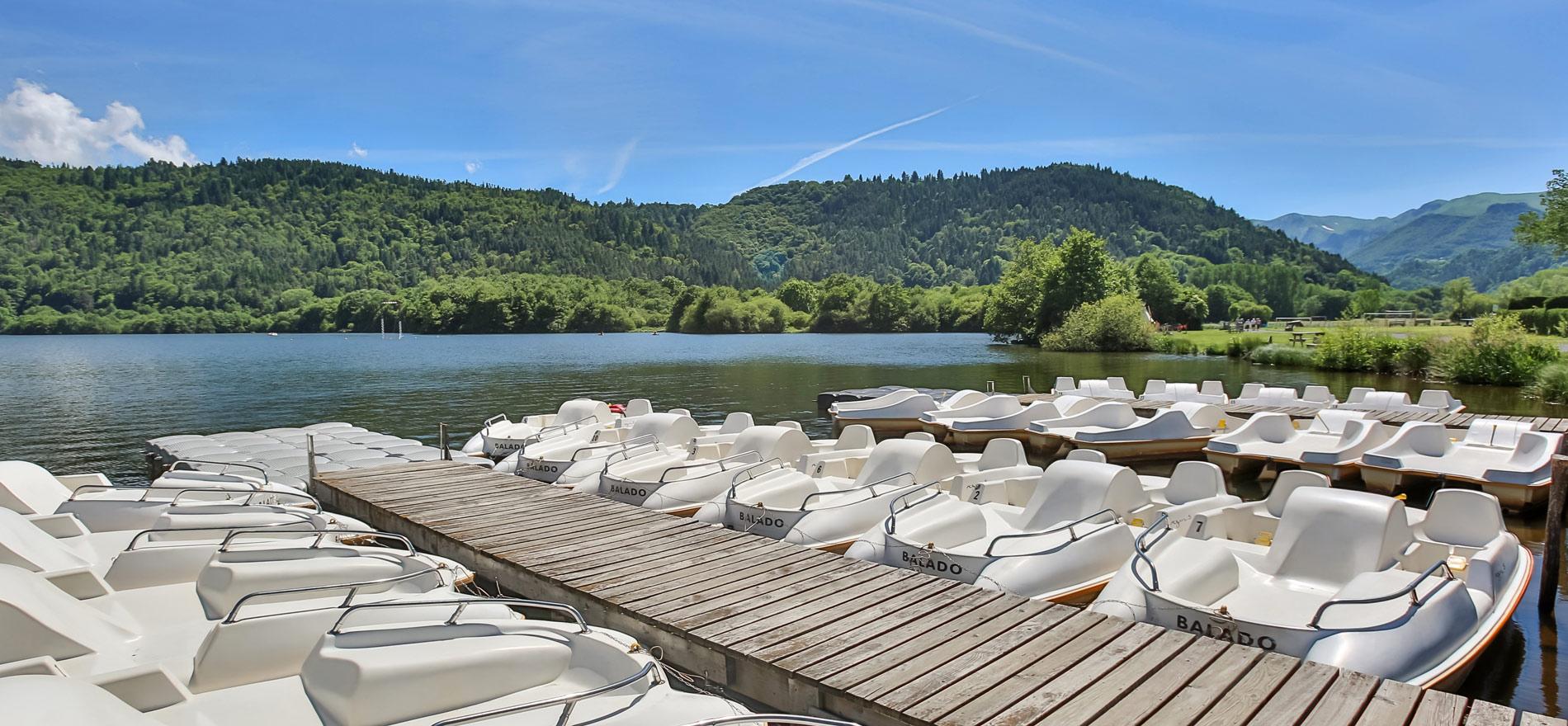 Camping Le Pré Bas ***** Yelloh! Village En Auvergne intérieur Camping En Auvergne Avec Piscine