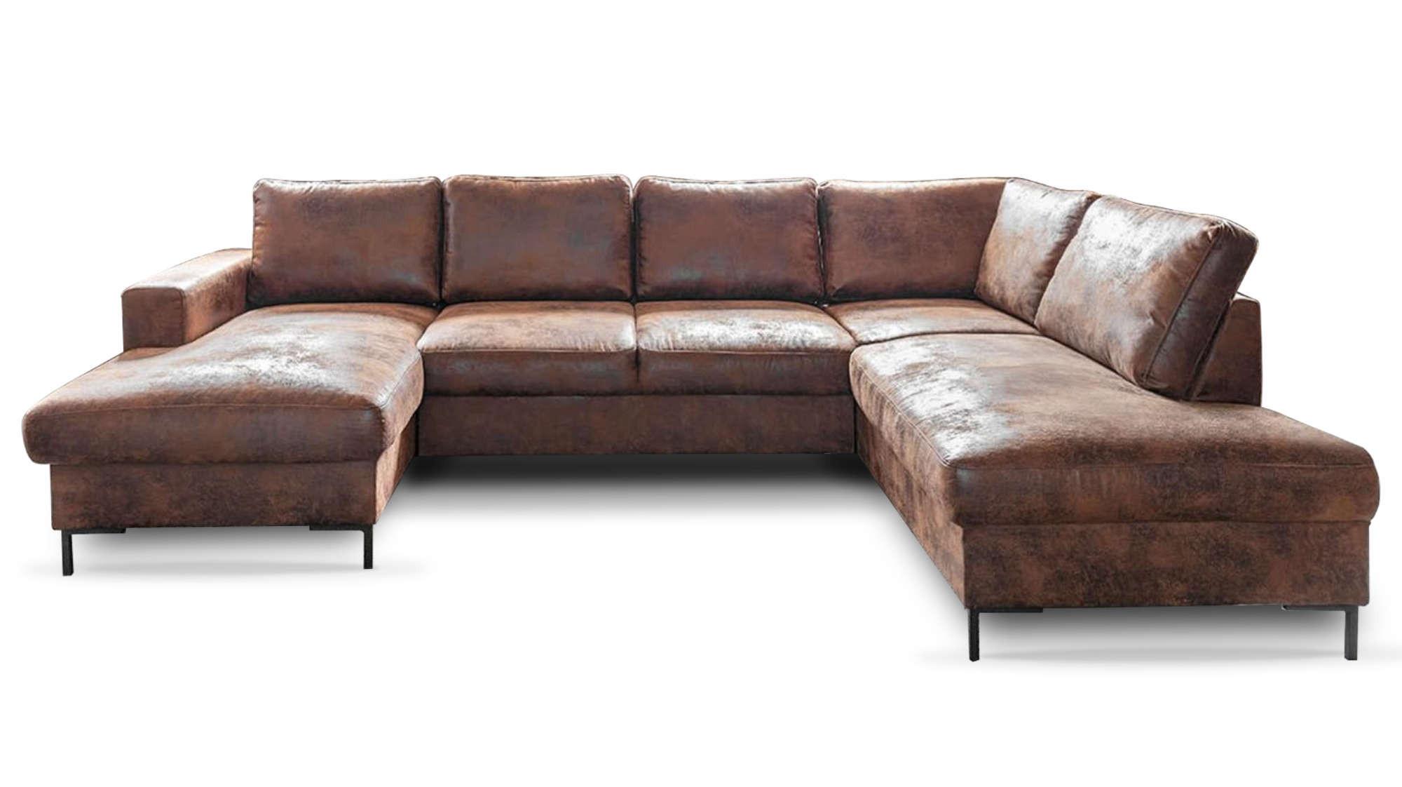 Canapé Dangle Panoramique Bobochic Lilly - Style Vintage Industriel - Angle  Droit intérieur Canapé Convertible Style Industriel