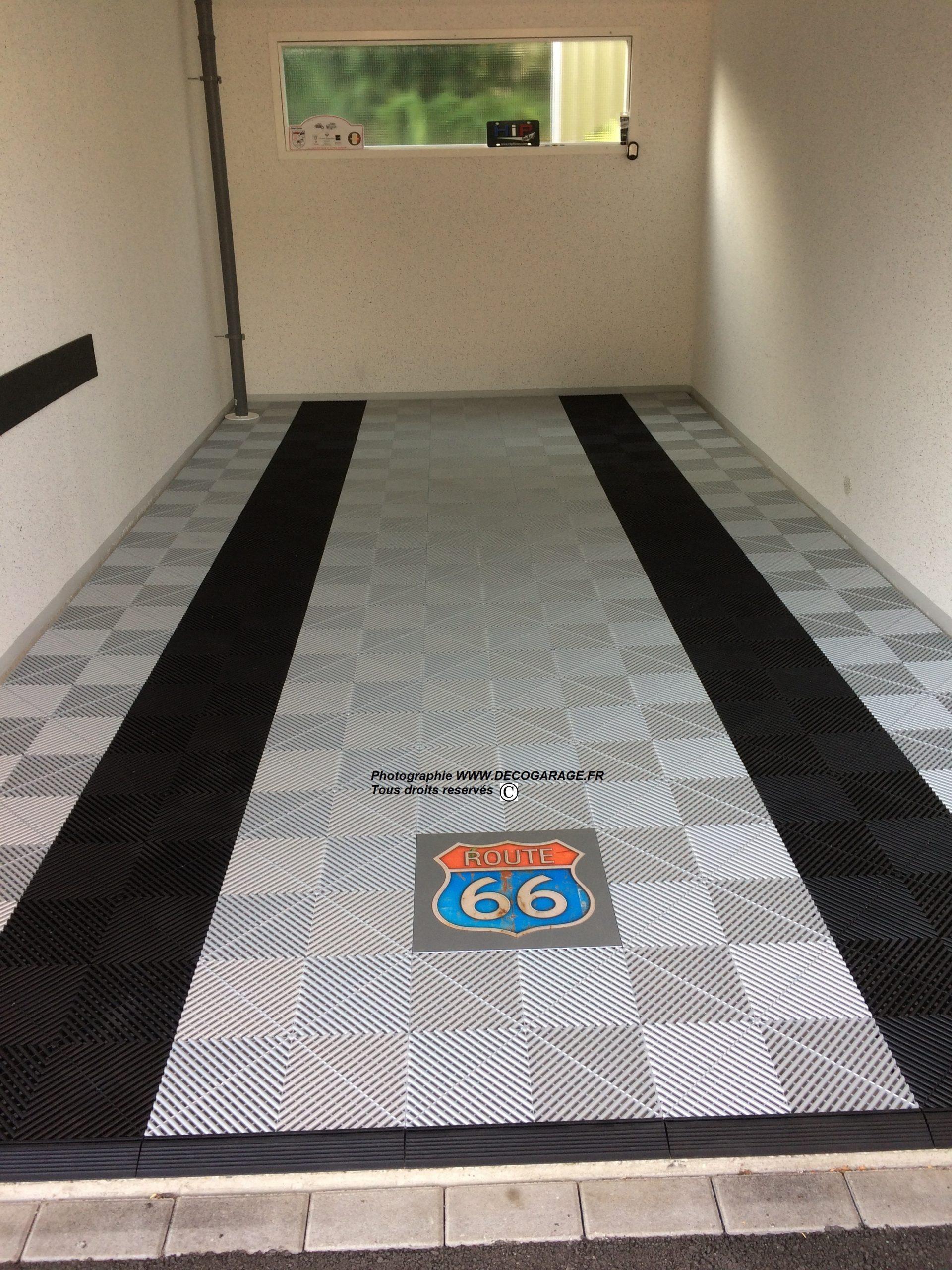 Carrelage-De-Garage - Decogarage - Swisstrax Europe dedans Carrelage Pour Garage