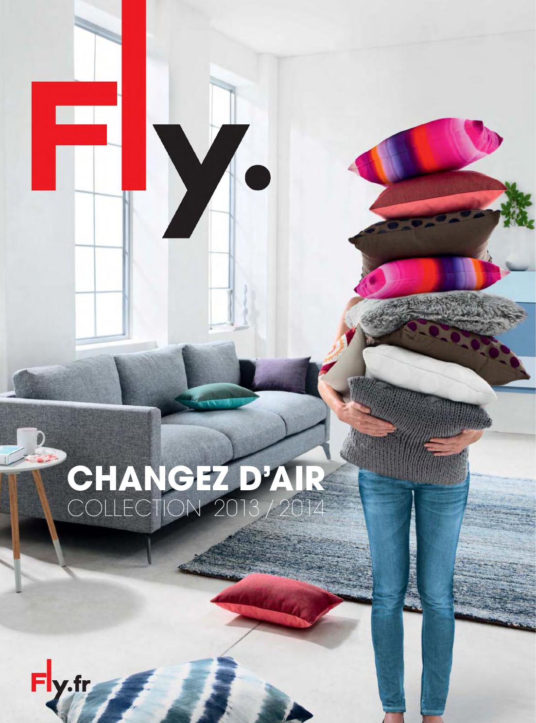 Catalogue Fly - Collection 2013/2014 By Joe Monroe - Issuu avec Canapé Fly Convertible