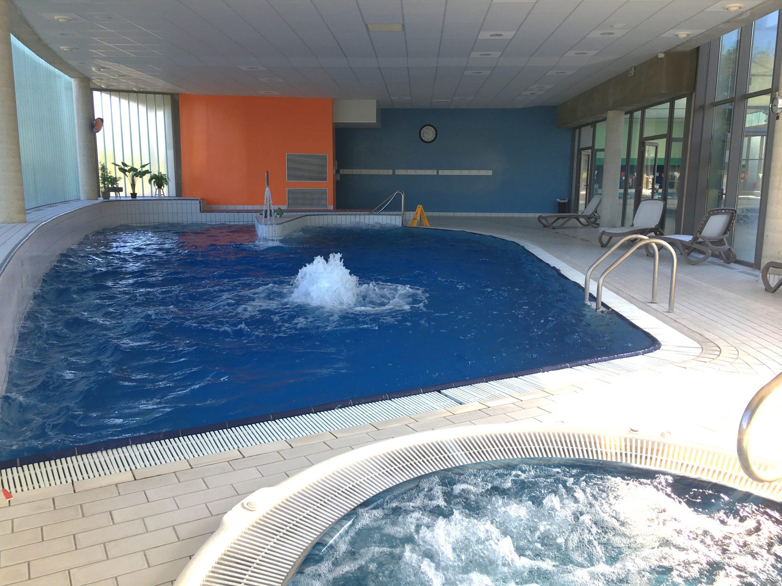 Centre Aquatique   Centre Aquatique Des Capucins   France dedans Piscine Coulommiers Horaires