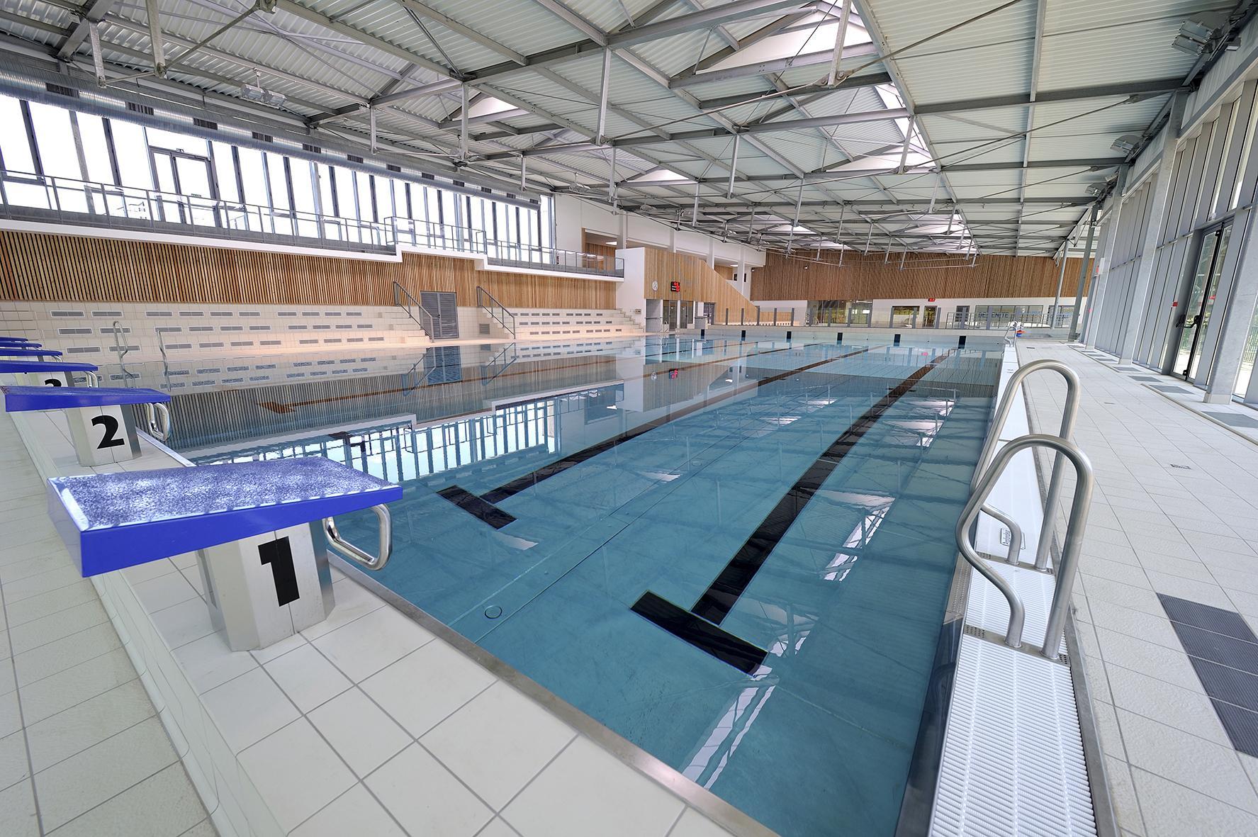 Centre Aquatique Communautaire - Nort Sur Erdre (44 ... destiné Piscine De Nort Sur Erdre
