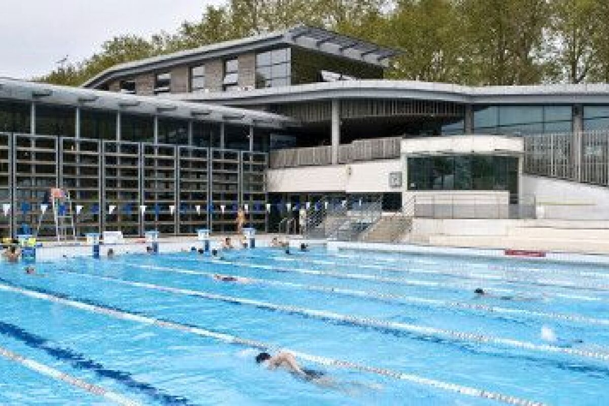 Centre Aquatique Du Lac - Piscine À Tours - Horaires, Tarifs ... serapportantà Piscine Chambray Les Tours
