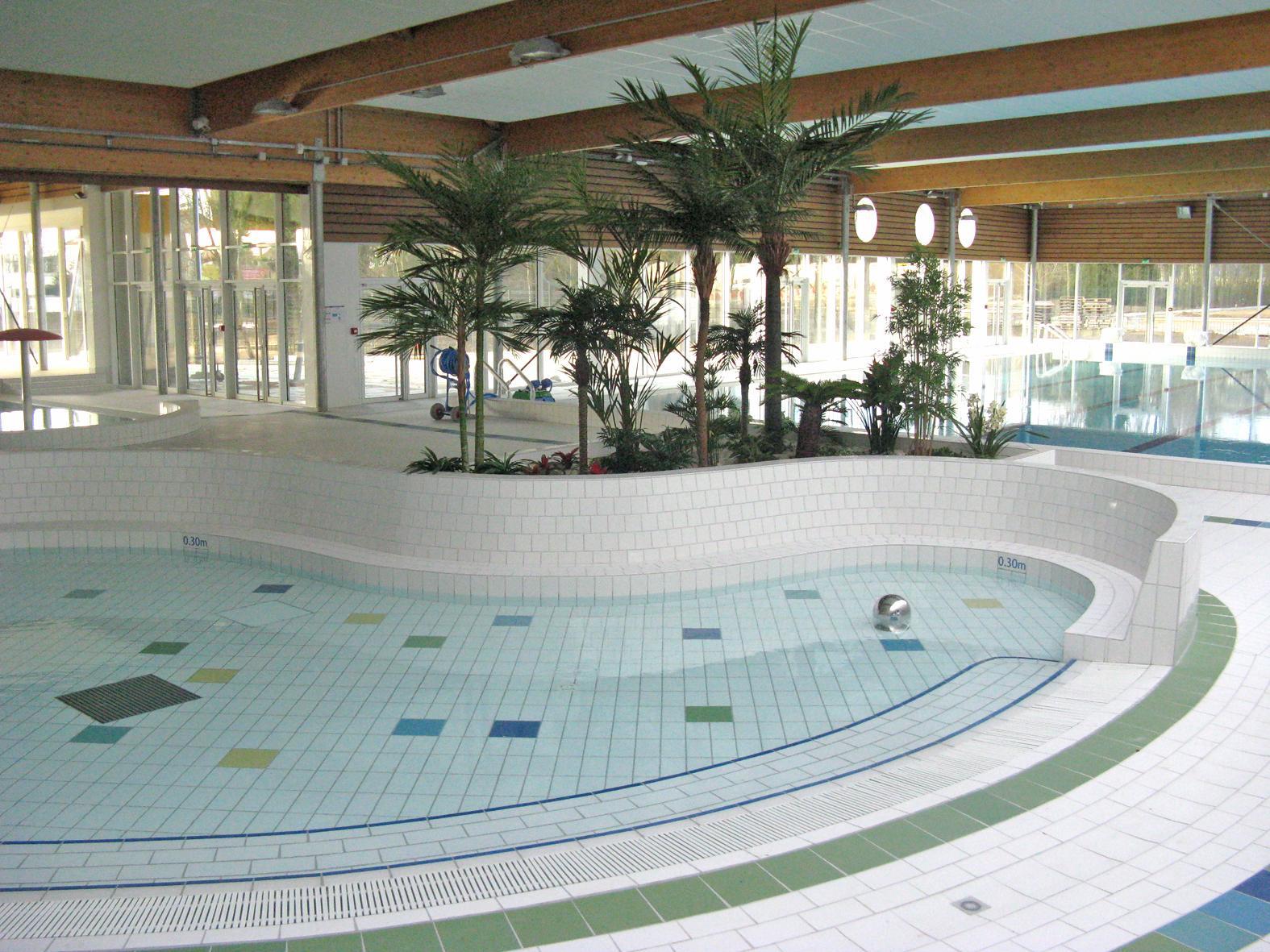 Centre Aquatique - Goussainville (95) - Baudin Chateauneuf serapportantà Piscine De Goussainville