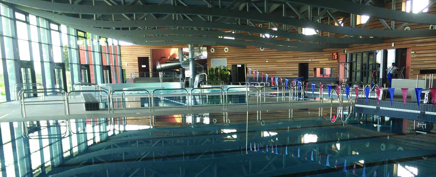 Centre Aquatique L'atréaumont - Commune De Villers-Ecalles ... tout Piscine Pavilly