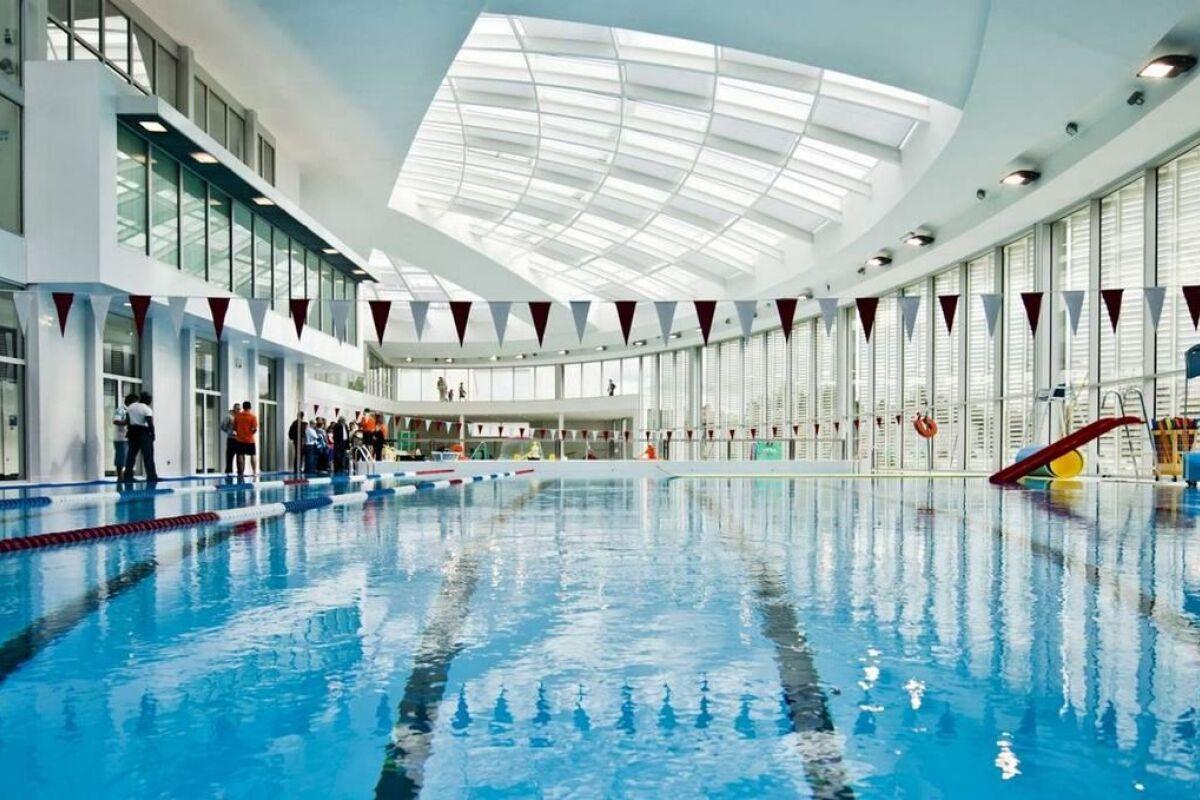 Centre Aquatique Le Dôme - Piscine À Vincennes - Horaires ... encequiconcerne Piscine De Montreuil Sur Mer