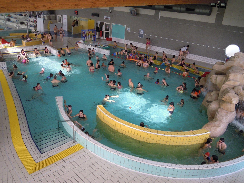 Centre Aquatique Océanide encequiconcerne Piscine De Fontenay Le Comte