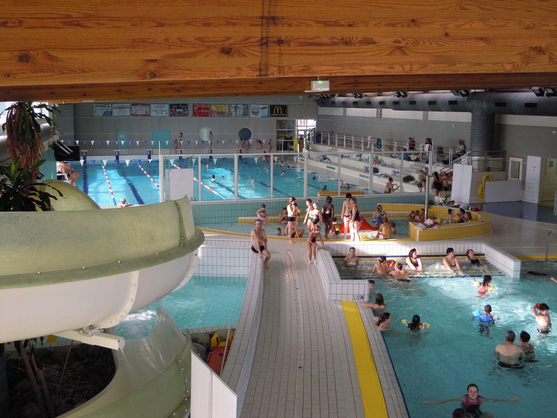 Centre Aquatique Océanide pour Piscine De Fontenay Le Comte
