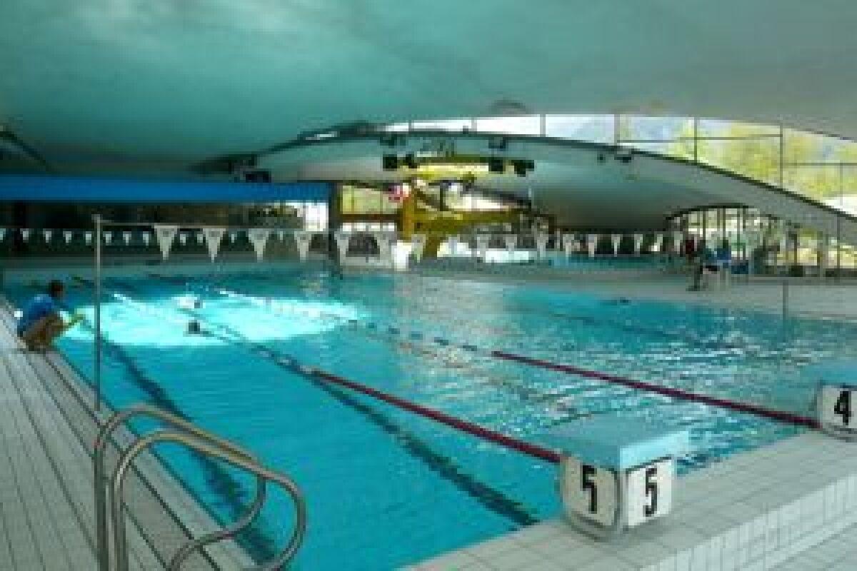 Centre Aquatique Richard Bozon - Piscine De Chamonix ... encequiconcerne Chamonix Piscine
