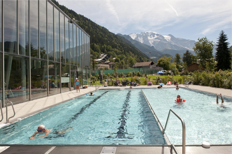 Centre Aquatique - Saint Gervais Les Bains - Caue Haute-Savoie à Piscine Saint Gervais Les Bains